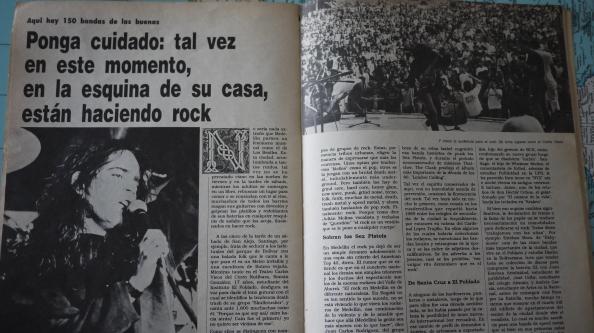 revista la hoja medellin rock