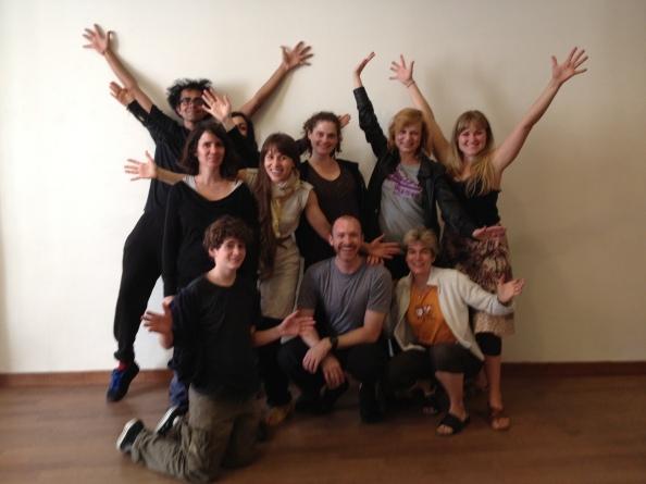 Paris Pave Workshop 2012