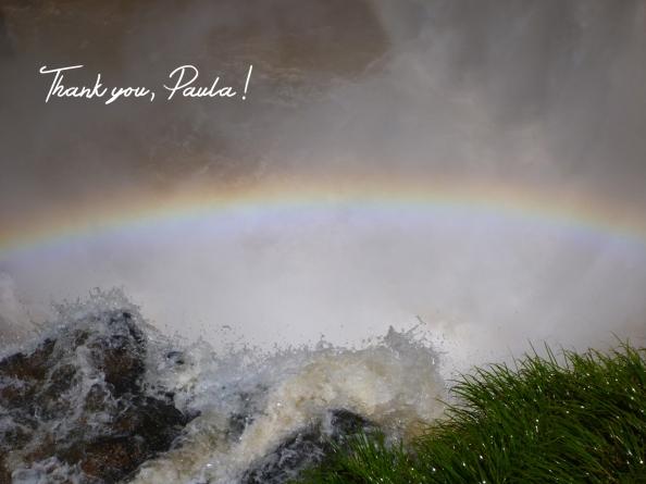 Water Peace, Iguazu Falls